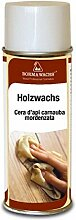 BORMA Bienenwachs Möbelwachs Spray 400 ml (Nussbaum mittel)