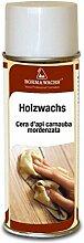 BORMA Bienenwachs Möbelwachs Spray 400 ml (Transparent)