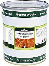 Borma Super Wood Sealer (5 Liter, Weiss)