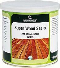 Borma Super Wood Sealer (750 mL, Weiss)