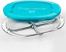 Bormioli Frigoverre Kühlschrank aus gehärtetem