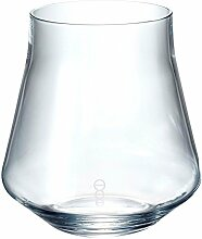 Bormioli Luigi Glas ohne Stiel geeicht Grangusto -