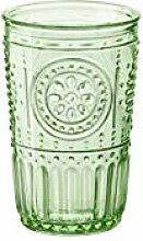 Bormioli Rocco 090802 Glas, Romantic, Grün, 4