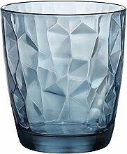 Bormioli Rocco 350220 Diamond Ocean Blue