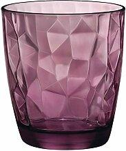 Bormioli Rocco 350230 Diamond Rock Purple
