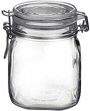 Bormioli Rocco 472225 Einmachglas, Glas,