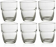Bormioli Rocco 5172731Modul 6Gläser Glas für