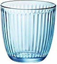 Bormioli Rocco 580502M04121990 Line Wasserglas, 12