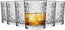 Bormioli Rocco 666223 Lounge Whiskyglas, 275ml,