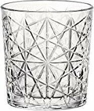 Bormioli Rocco 666224 Lounge Whiskyglas, 390ml,