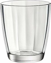 Bormioli Rocco Pulsar Trinkglas Wasser Transparent