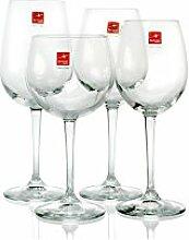 BORMIOLI ROCCO Set 6 Kelche Reserve Cabernet Glas Cl 37 Glas Weinglas Und Kelch