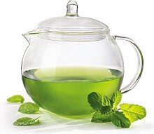 Bormioli Rocco-Teekanne aus Glas, 1.4 Liter