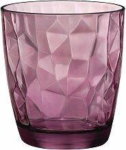Bormioli Rocco Whiskyglas Diamond, (Set, 6 tlg.),