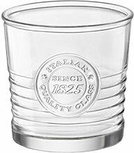 Bormioli Whiskyglas OFFICINA, 30 cl, 10 oz, Ø ca.