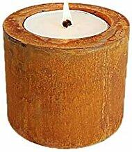 Bornhöft Metall Windlicht Laterne Metall Zylinder