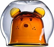 Borosilikat glas kalt Milchglas netter Bär heiße