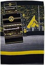Borussia Dortmund BVB Bettwäsche 135 x 200 cm