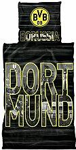 Borussia Dortmund BVB Bettwäsche mit