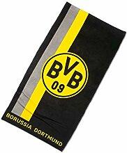 Borussia Dortmund, BVB-Handtuch mit Logo im