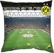 Borussia Dortmund BVB Kissen Südtribüne,