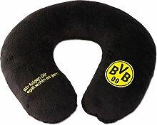 Borussia Dortmund BVB Nackenkissen, Polyester,