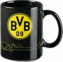 Borussia Dortmund Magic Mug / Zaubertasse / Tasse