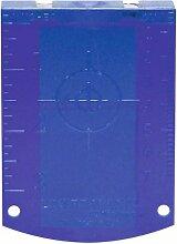 Bosch–Laserzieltafel (blau)