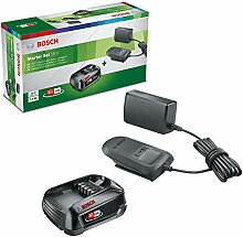 Bosch Akku- und Ladegerät-Starter-Set 18V