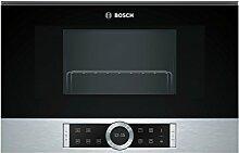 Bosch BEL634GS1 Serie 8 Einbau-Mikrowelle / 900 W