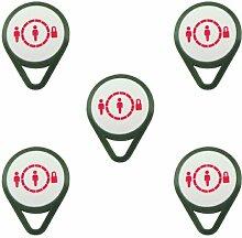 BOSCH Easy Series Codierschlüssel - grün