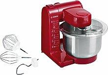 Bosch MUM44R1 Küchenmaschine MUM4 (500 Watt, 3.9