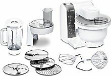 Bosch MUM48020DE Küchenmaschine 600 W, 3,9 L,