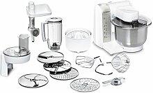 Bosch MUM48140DE Küchenmaschine (Vielseitigkeit