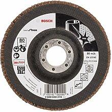 Bosch Professional Faecherschleifscheibe X581 Best