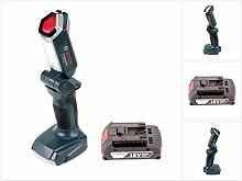 Bosch Professional GLI 18V-300 Akku Lampe + 1x GBA