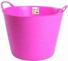 Bosmere N48726L BOS Gartenkorb–Pink