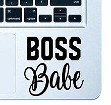Boss Babe Vinyl-Aufkleber für Autos, Wände,