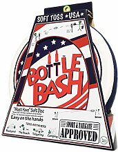 Bottle Bash USA Ultimate Soft Wurfscheibe