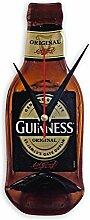BottleClocks Guinness Wanduhr