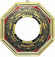 Bouncevi Bagua Spiegel, Vintage Chinese Feng Shui