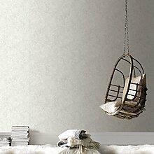 Boutique Samba Strukturtapete, einfarbig, Weiß