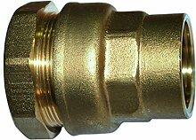 boutt 2178474sef2020Verbindungsstück, für Polyethylen-Rohr, weiblich, 20x 27, Rohr Durchmesser 20