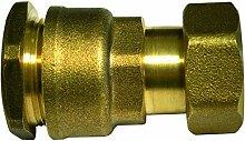 boutt 2178795serc2015Verbindungsstück für Polyethylen-Rohr, weiblich, 15x 21Durchmesser 20