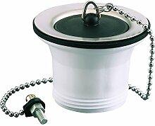 boutt 3481320V7051Ablaufarmatur mit Stöpsel Durchmesser 50mm