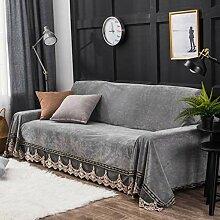 Bove Plüschsofa slipcover,Europäische sofabezug