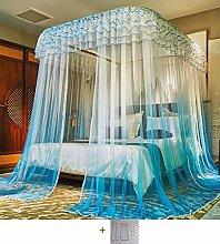 Bove Prinzessinnen-Betthimmel Mosquito Net,4Prisma