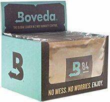 Boveda 84% relative Luftfeuchtigkeit, groß 60gramm, die Menge von 12. Verwendet für die Zubereitung von die Keller.