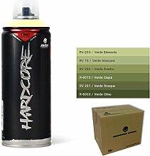 Box 6und. Spray MTN HC2rv-6003grün Olivenholz 400ml