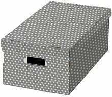 Box Compactor aus Karton (Set of 5) Ebern Designs